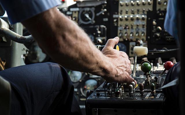 baan als piloot